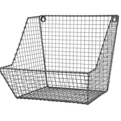 Awesome Wall Mounted Wire Basket,wall Mounted Wire Basket Manufacturer Wuzhou  Kingda Wire Cloth Co.