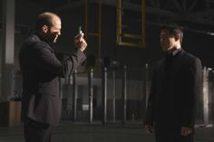 Jet Li and Jason Statham - War