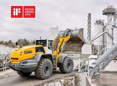 Earth Moving Equipment, Crawler Crane, Tonka Toys, Hydraulic Excavator, Crawler Tractor, Engin, Heavy Machinery, Design Awards, Monster Trucks