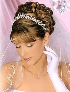 peinados de novia - Buscar con Google