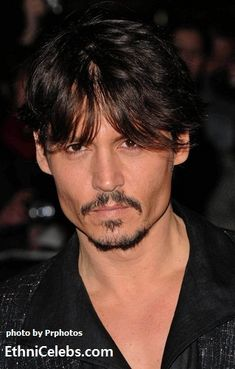 Johnny Depp, The absolute man of the hour, day and week, and month and year...LOve Johnny Depp...