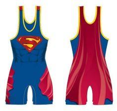 f12060be19e13 Superman. Blake Ealy · Wrestling Singlets