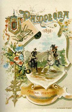 San Fermín 1891