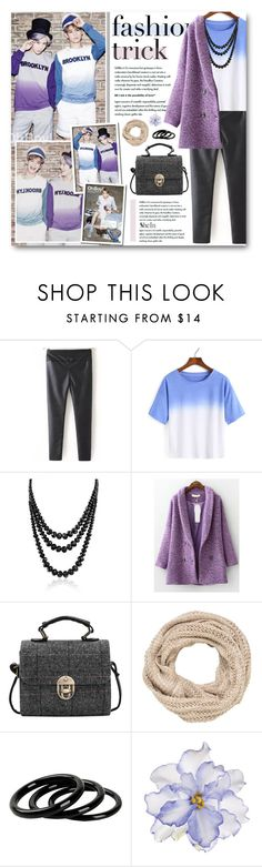 """Min Ho"" by warna ❤ liked on Polyvore featuring Bling Jewelry, maurices, Furla and Universal Lighting and Decor"