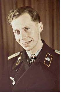 Winrich Hans Hubertus Teddy Behr (22 Jan. 1918 - 25 April 2011) Major