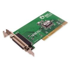 Syba IO Card SD-PEX10005 1 Port Parallel Pciex1 Card Retail Popular Modern Design New