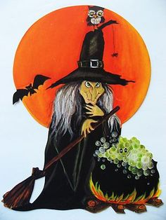 witches shoe all hallows eve pinterest witch shoes witches and shoes - Vintage Halloween Witches