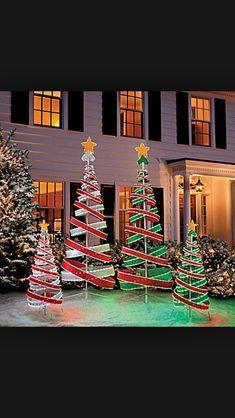 christmas outdoor christmas treeschristmas tree decorationschristmas - Outdoor Christmas Tree Decorations