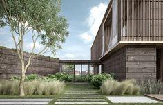 In Progress | Bates Masi Architects – Award Winning Modern Architect, Hamptons, New York