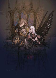 Kaiser Oblivion & Anne