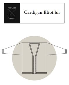 The product Cardigan Eliot bis is sold by Fernand Tricote in our Tictail store.  Tictail lets you create a beautiful online store for free - tictail.com