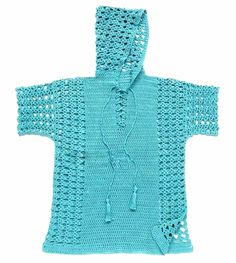 Crochet Tunic + Diagrams