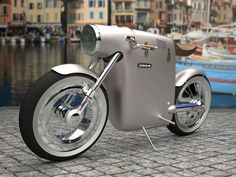 Conceptual Bike by ART-TIC Team