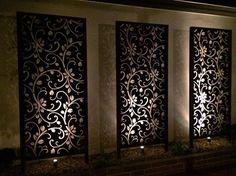 Let us shape your space. Laser Cut Screens, Laser Cut Panels, Laser Cut Metal, Box Design, Wall Design, Landscape Design, Garden Design, Roman Clock, Privacy Fence Designs