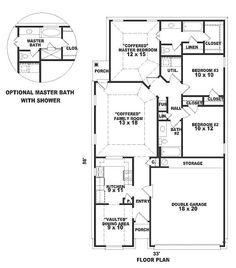 House Plan chp-22682 at COOLhouseplans.com