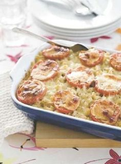 Potato Salad, Cauliflower, Macaroni And Cheese, Good Food, Healthy Recipes, Healthy Food, Food And Drink, Koti, Chicken