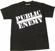 Public Enemy, több, mint póló!: P.E. divat az utcáról