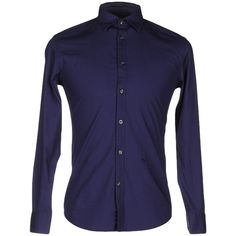 Diesel Shirt (6,305 INR) ❤ liked on Polyvore featuring men's fashion, men's clothing, men's shirts, men's casual shirts, dark blue, mens casual long sleeve shirts, mens long sleeve shirts, mens long sleeve cotton shirts, dark blue mens dress shirt and diesel mens shirts