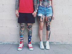 tattoo couple
