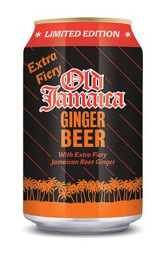 Old Jamaica Extra Fiery Ginger Beer