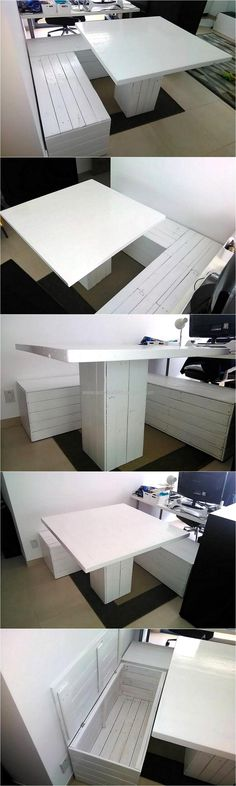 repurposed-wood-pallets-white-colored-furniture