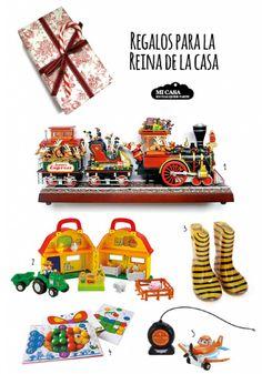 Ideas para regalar a una niña pequeña en navidad