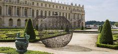 Joana Vasconcelos Versailles | Château de Versailles Spectacles, tea pot, modern art, France, baroque, architecture, garden