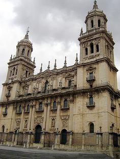 Jaén - Cathedral  *** photo: Robert Bovington blog: http://bovington-posts.blogspot.com.es/