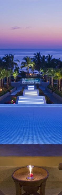The St. Regis Punta Mita Resort...MEXICO