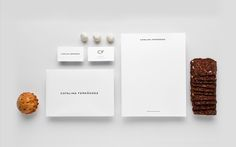 Catalina Fernandez Bakery, Branding, Packaging