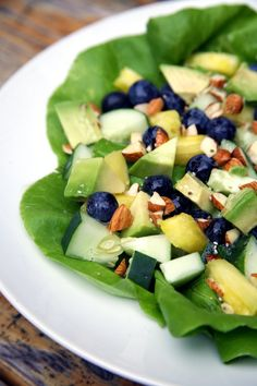 Pin for Later: Detoxing Yoga and a Fat-Burning Dinner