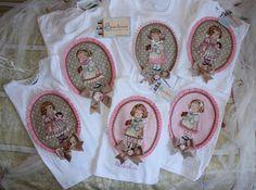 Camilenas: Nuevas camisetas personalizadas con muñecas recortables...y nuevo modelo