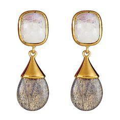 Moonstone Earrings <3