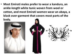 • Etiquette is an important aspect of UAE culture andtradition, to which visitors are expected to conform.• The United Ara...