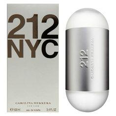 Perfume 212 NYC 100ml Feminino Carolina Herrera Eau de Toilette com frete grátis na Perfumes Importados Gi ! Deslumbrantemente refrescante. Petalas e hastes de flores. ACESSE AGORA #Gi  http://www.perfumesimportadosgi.com.br/perfume-212-nyc-100ml-feminino-carolina-herrera-eau-de-toilette