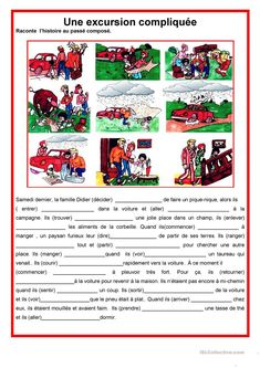 Learn French For Kids Lesson Plans Printing Videos Vase High School French, French Class, French Lessons, French Flashcards, French Worksheets, Verb Worksheets, Learning French For Kids, French Language Learning, French Verbs