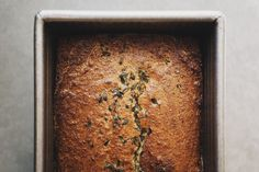 ROSEMARY ALMOND MEAL BREAD — Sprouted Kitchen