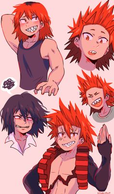 Heyo, this is for the anime my hero academia and it's different headcannons and scenarios for all the characters with you the reader. Requests are encouraged. My Hero Academia Memes, Buko No Hero Academia, Hero Academia Characters, My Hero Academia Manga, Anime Characters, Kirishima Eijirou, Anime W, Anime Guys, Boku No Hero Academy