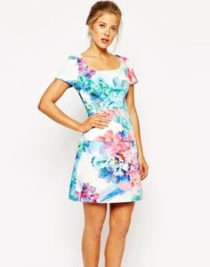 Coast Lilianna Textured Shift Dress at asos.com #shiftdress #workday #women #covetme