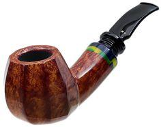 Winslow Brazil Smooth Paneled Bent Apple (061)