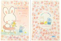 Cheery Chums チアリーチャム ノート 1990年 - おもちゃ屋 KNot a TOY ノットアトイ Online Shop in 高円寺