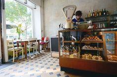 Gipfeltreffen, café | Görlitzer Straße 68 | Berlin