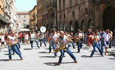Umbria Jazz , Perugia., via Flickr.