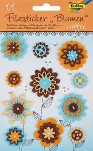 Filc matrica virág