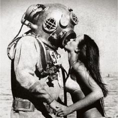 Wish I would have taken a pic like this before Matt sold his dive hat.