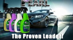 Pearl Waterless Car Wash products clean, polish and protect quickly and effectively and is the product of choice by many professionals.  #pearlwaterlesscarwash #pearlusa
