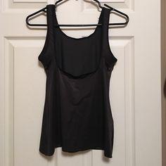 NWOT Cupid Shapewear Tank NWOT. Never worn. Size 2X. Low cut for allowance to wear your own bra. Cupid Intimates & Sleepwear Shapewear