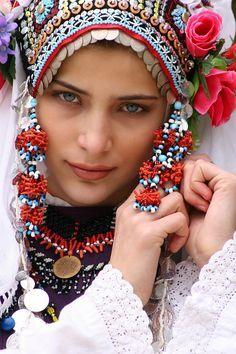 bulgarian traditional wedding dress - Google Search