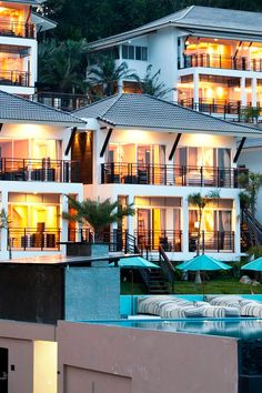 The boutique-style Mantra Resort brings a strong dose of fun to Koh Samui. #Jetsetter Mantra Samui Resort, Koh Samui, Thailand