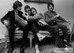 Beatles Late Sixties style